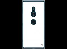 Coque Xperia XZ2 Bords Rigide Transparent