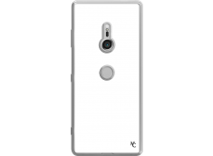 Coque Xperia XZ3 Bords Rigide Transparent