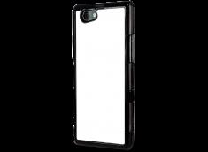 Coque noire Xperia Z1 Compact
