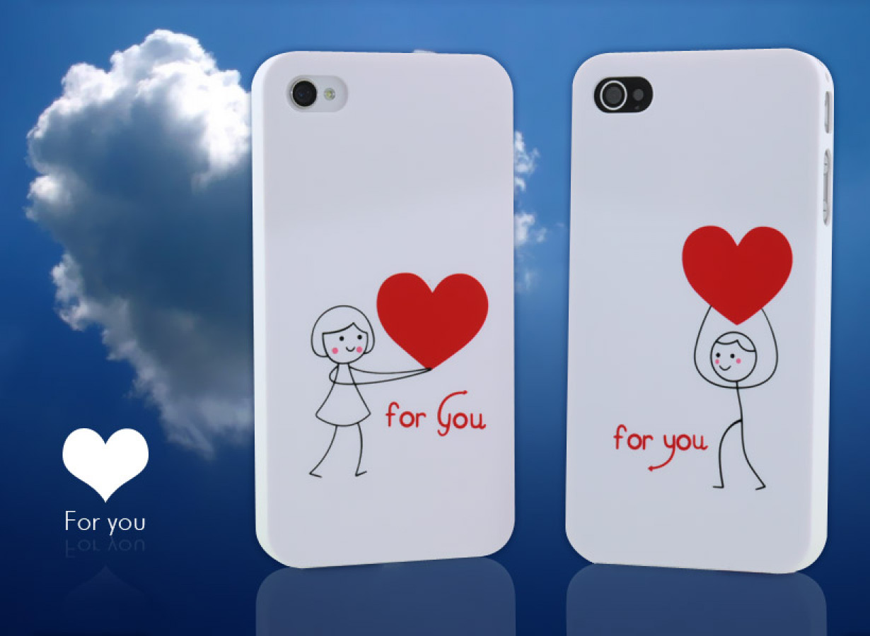 Coque iPhone 4 for You | Master Case