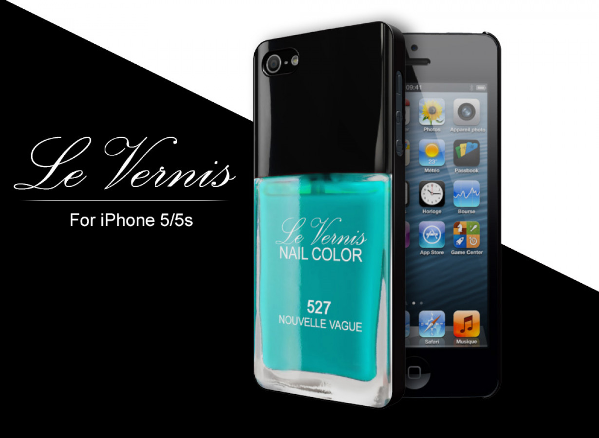 coque iphone 5 vague