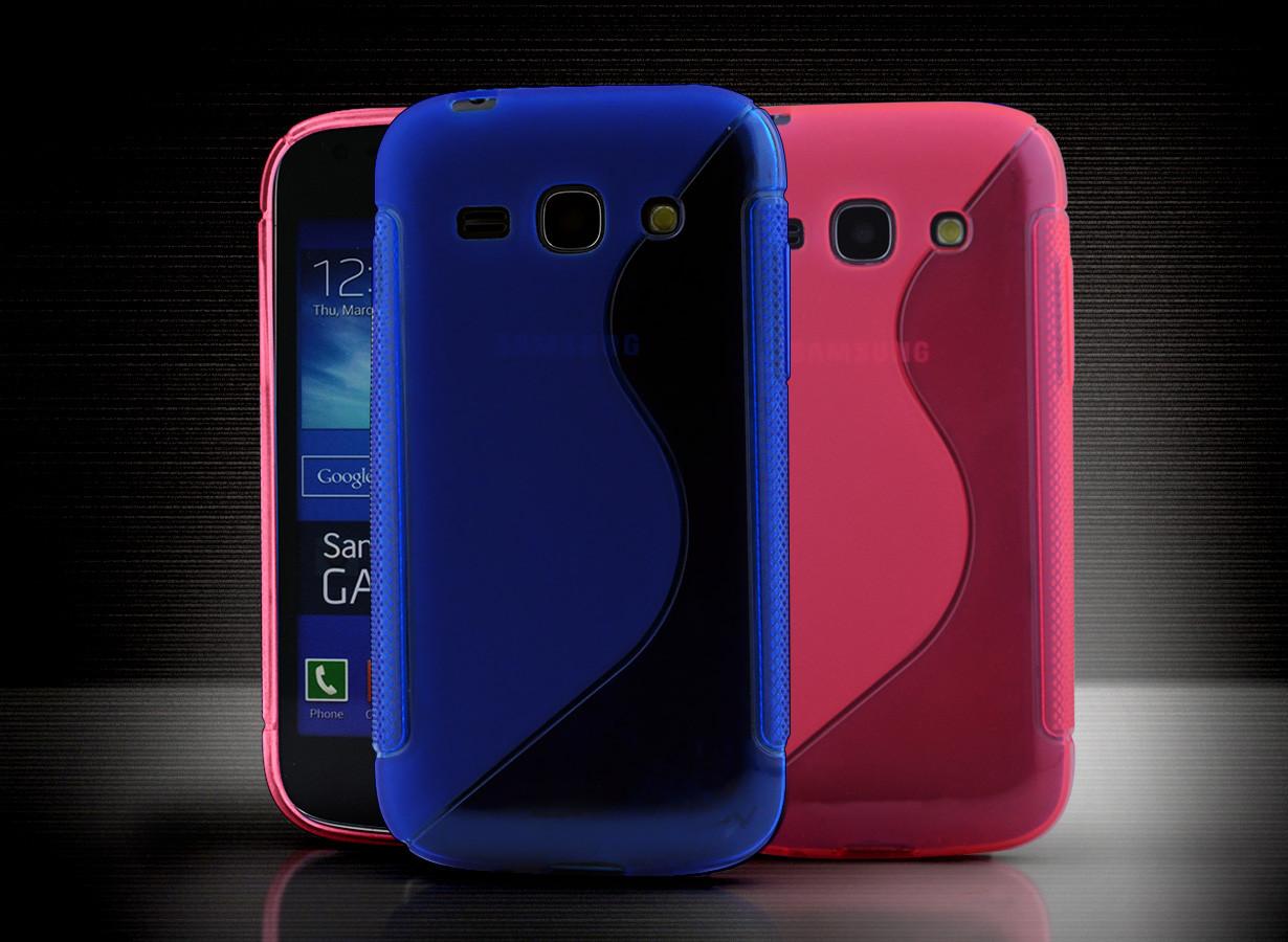 Coque Galaxy Ace 3 Grip Flex