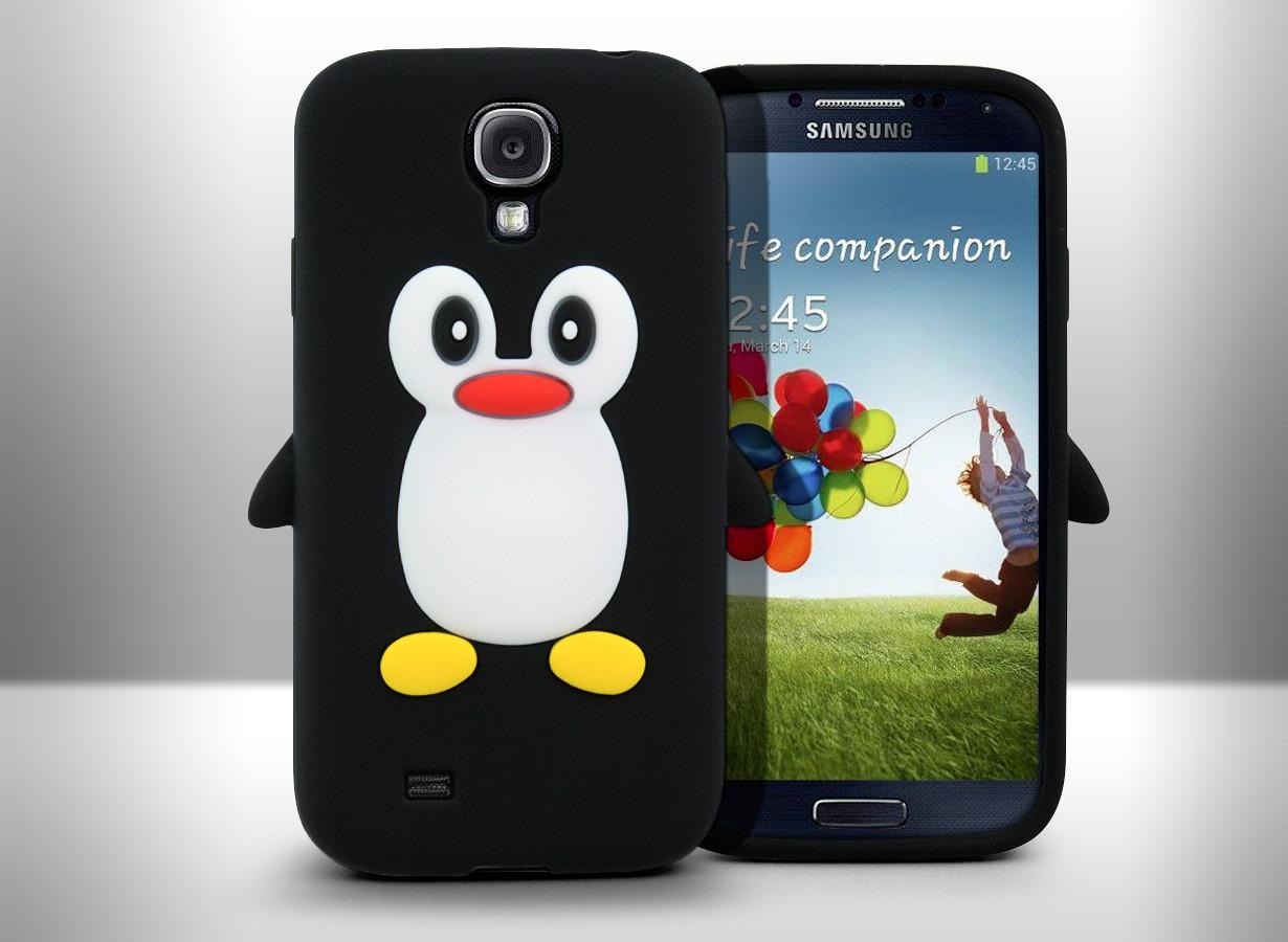 Coque Samsung Galaxy S4 Pingouin | Master Case