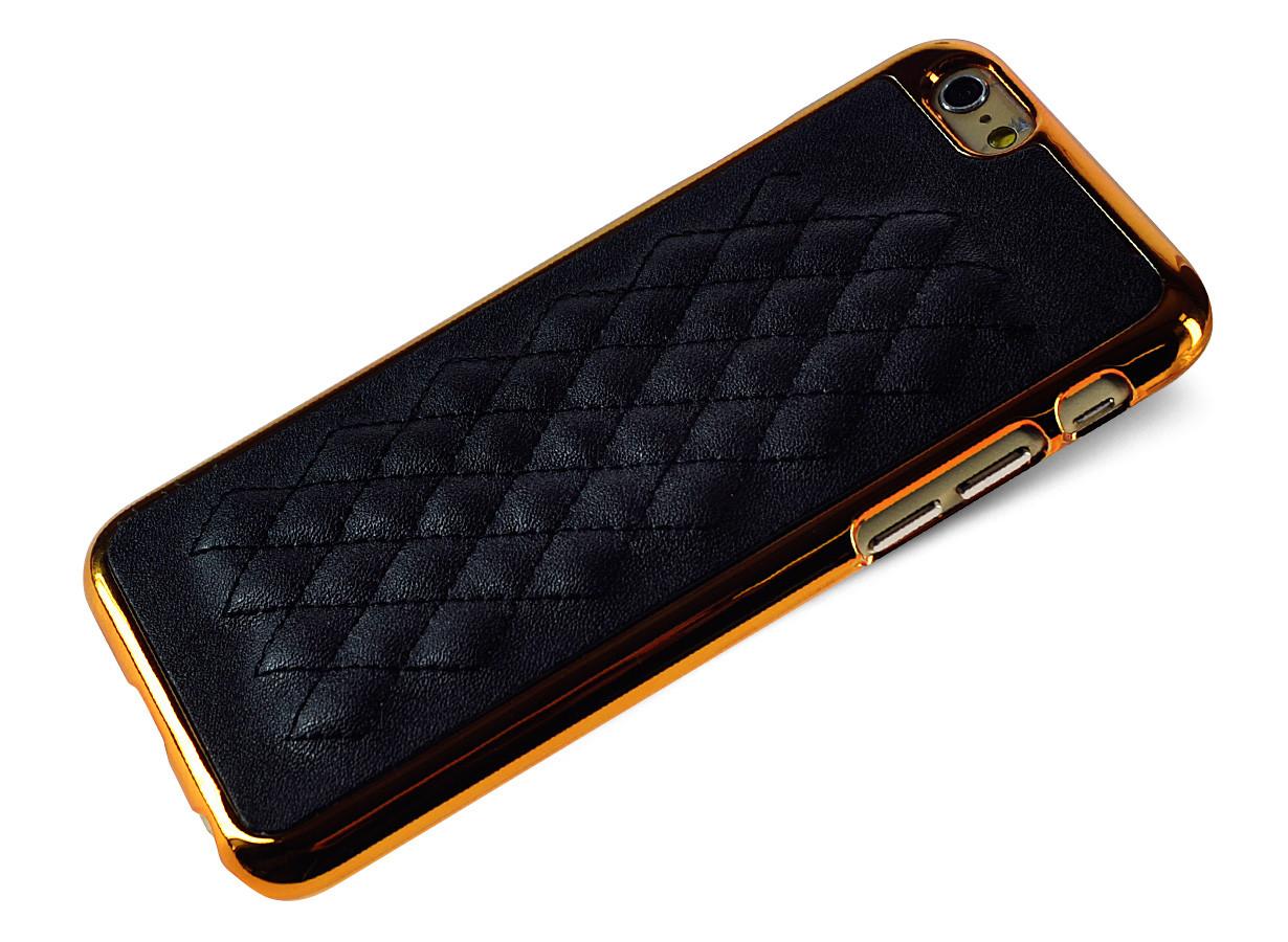Coque Iphone C Noir Mat