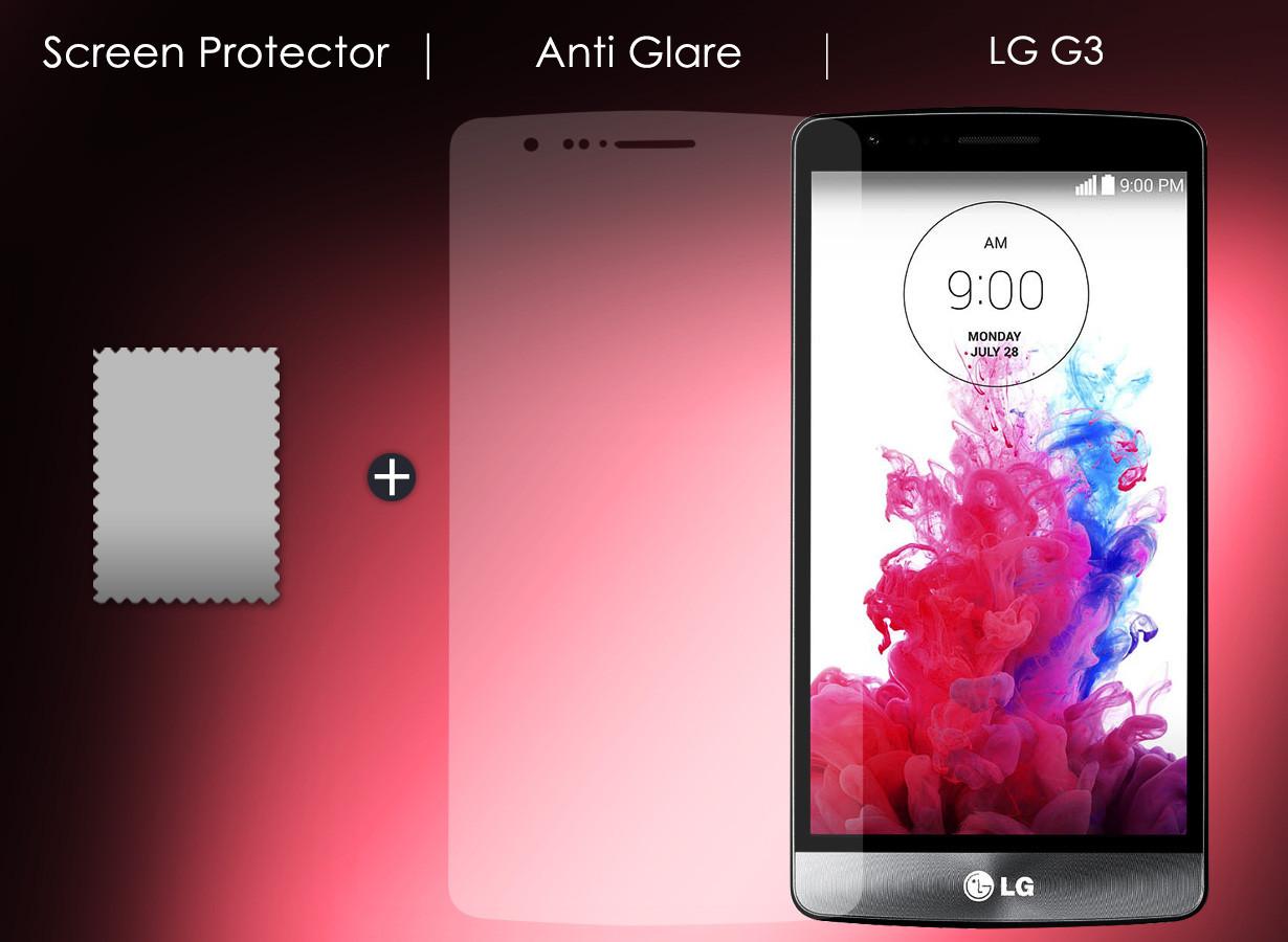 film protecteur lg g3 anti reflet master case. Black Bedroom Furniture Sets. Home Design Ideas