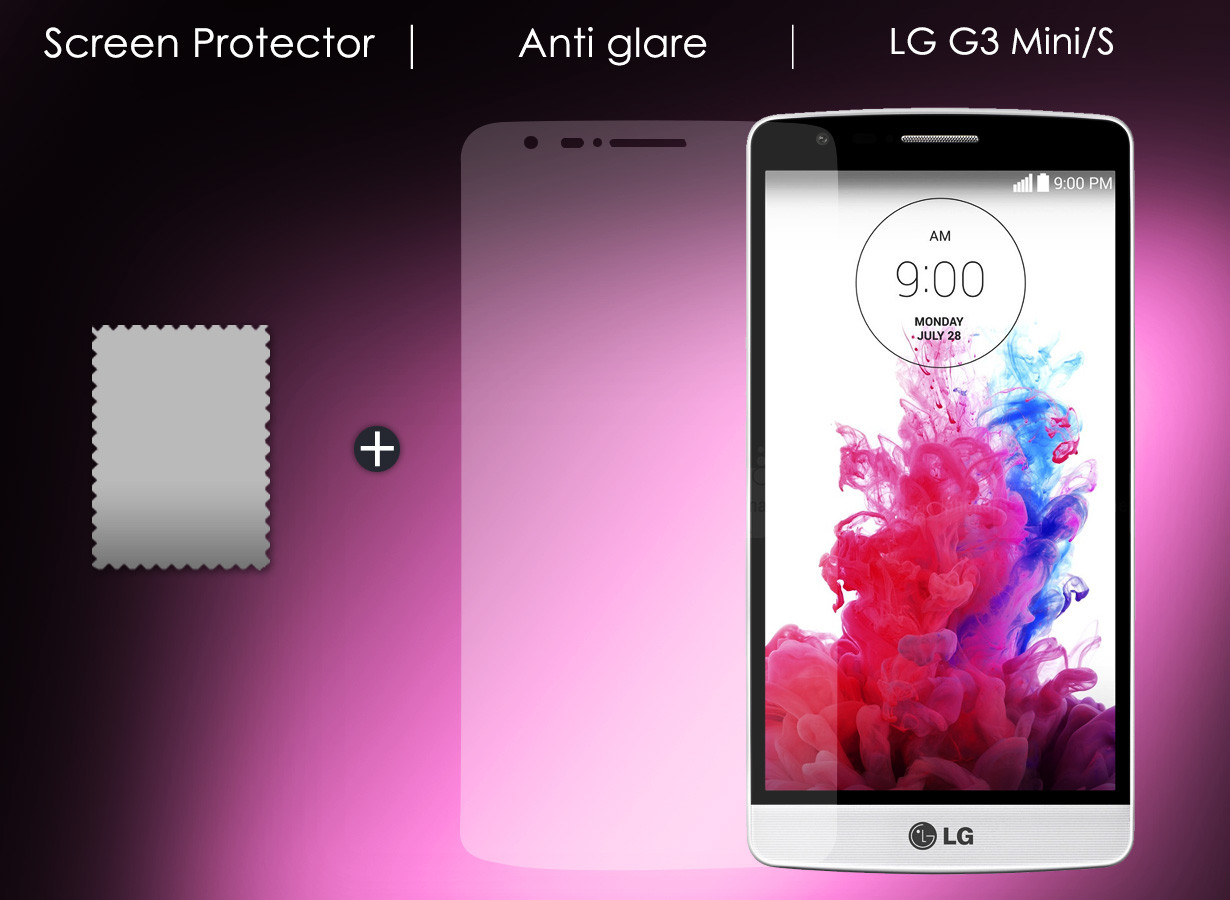 film protecteur lg g3s anti reflet master case. Black Bedroom Furniture Sets. Home Design Ideas