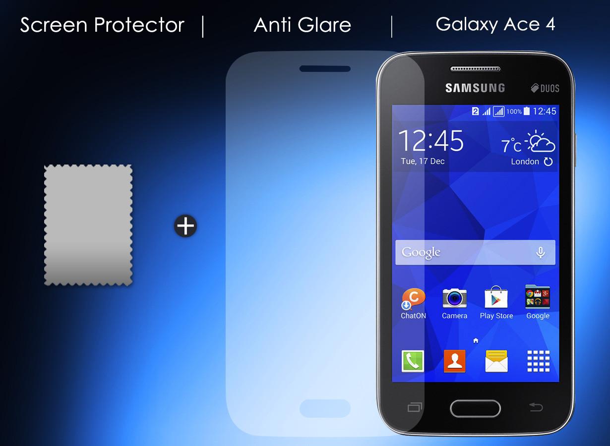 Film Protecteur Samsung Galaxy Ace 4 Anti Reflet