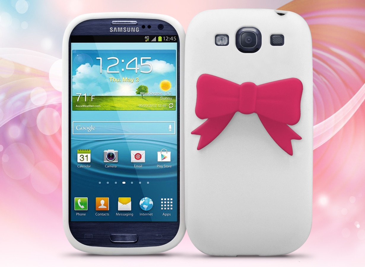coque samsung galaxy s3 petit noeud master case. Black Bedroom Furniture Sets. Home Design Ideas
