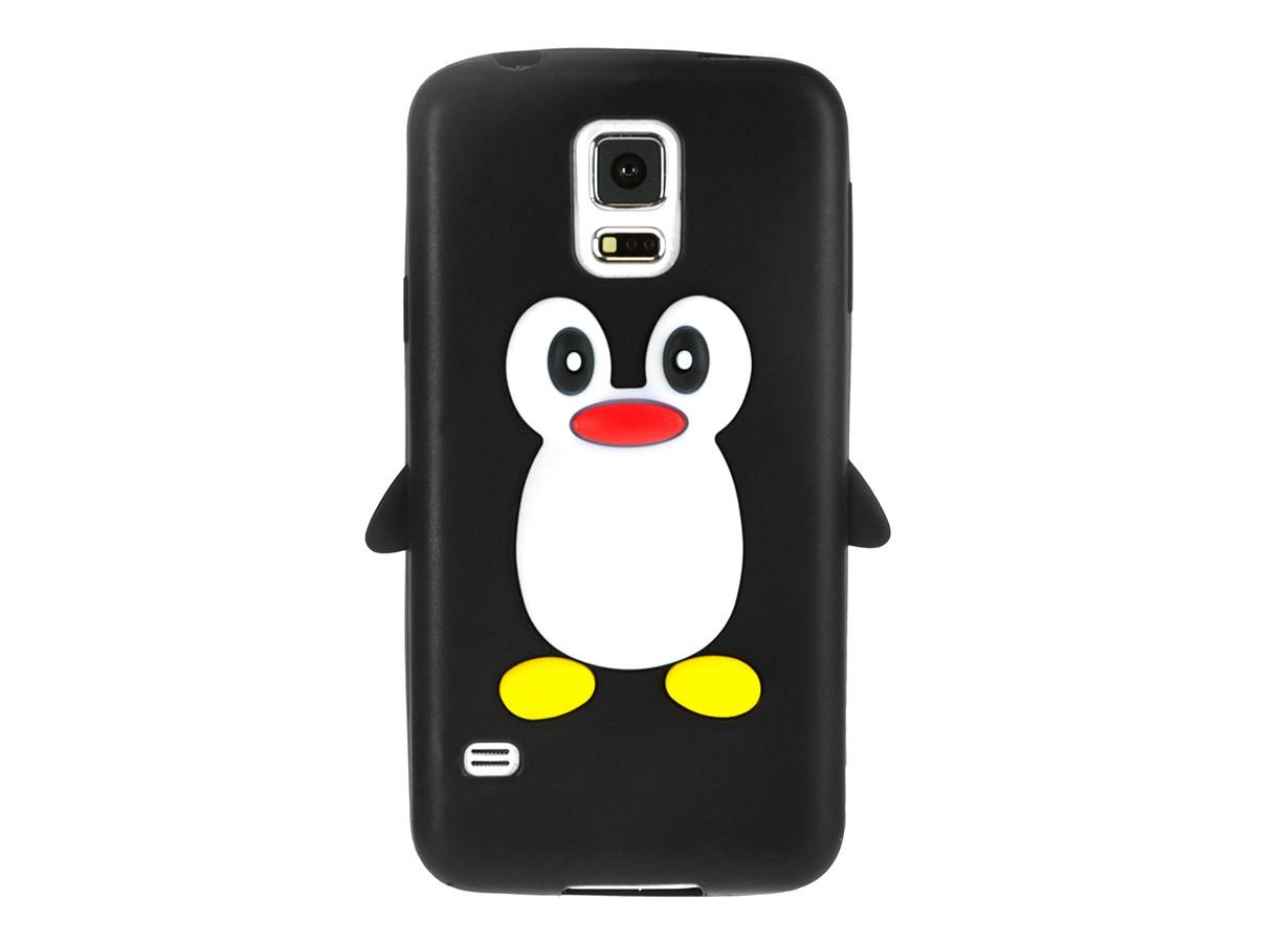 coque galaxy s6 pingouin