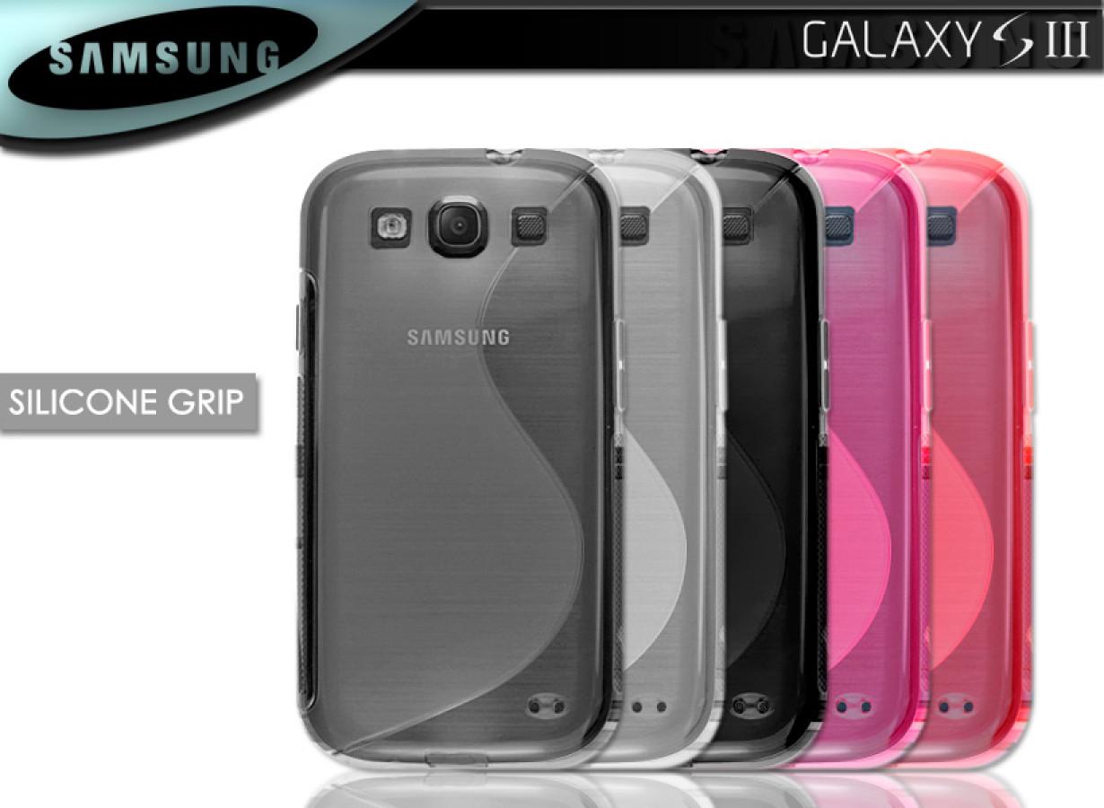 coque samsung s3 silicone