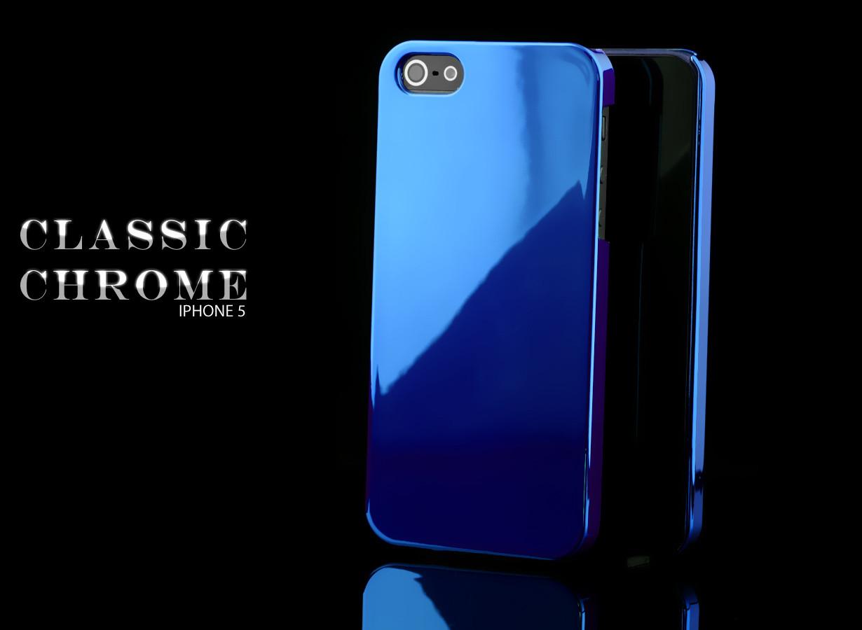 coque chrome iphone x