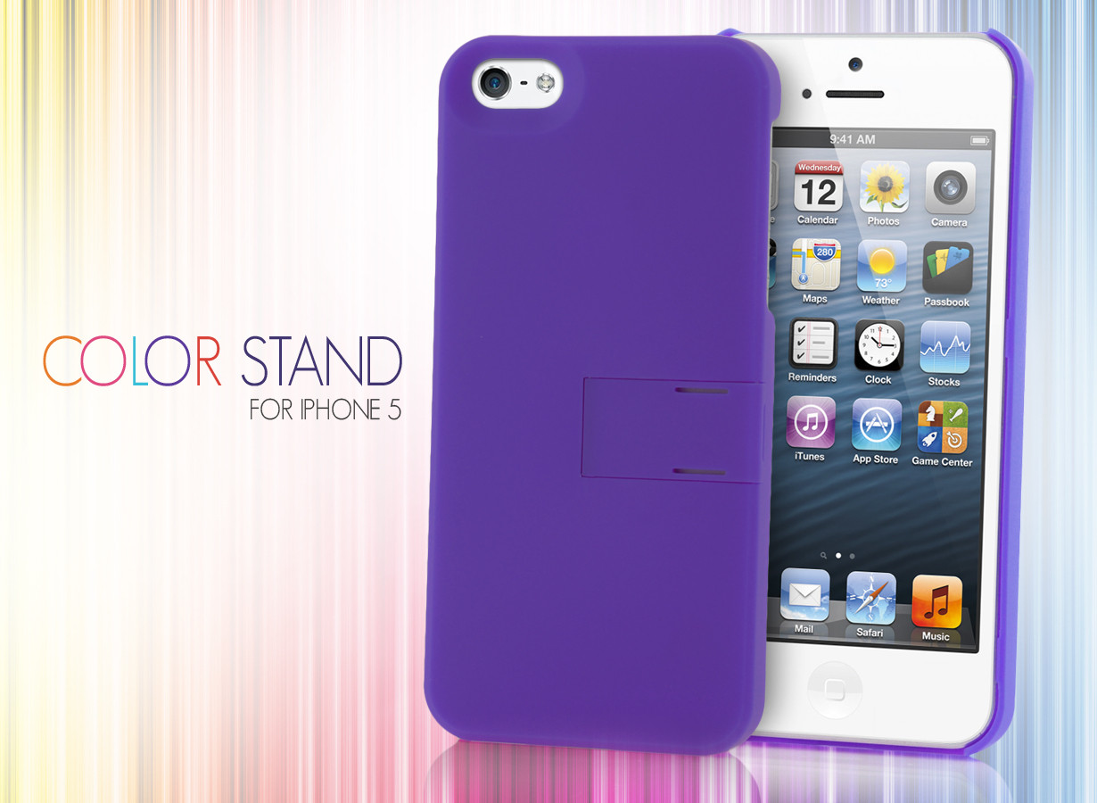 coque iphone 5 color