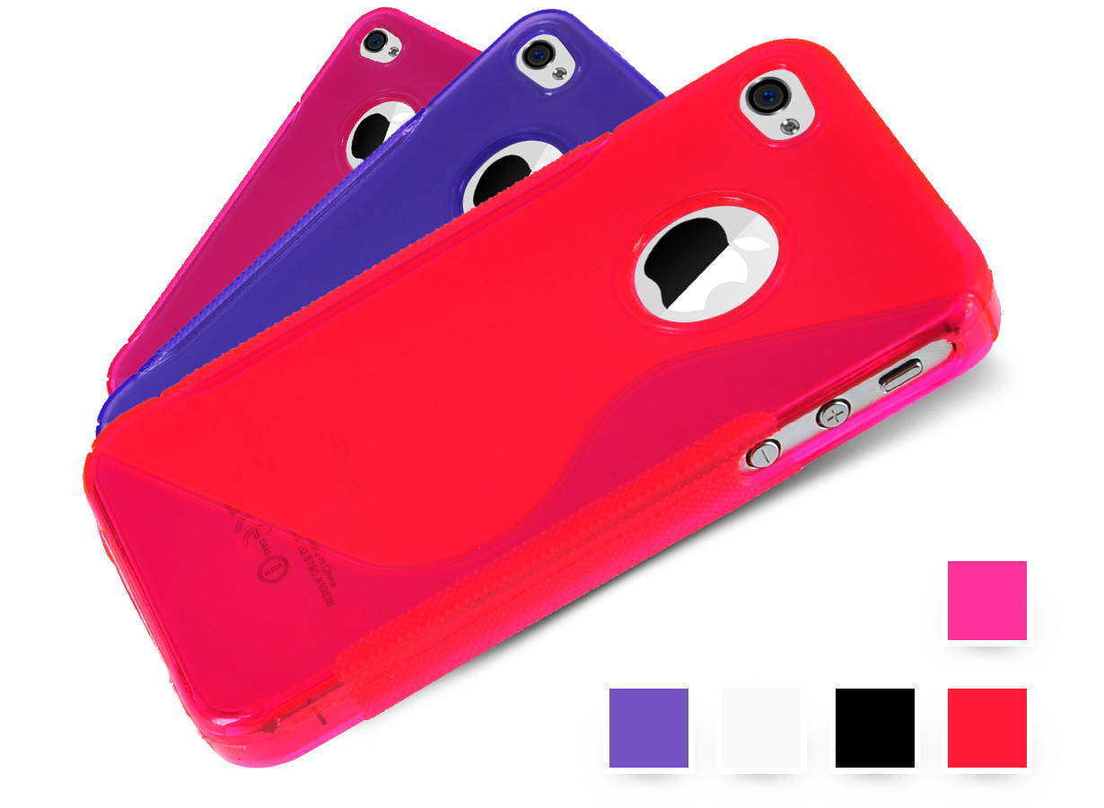 coque iphone 4 en silicone