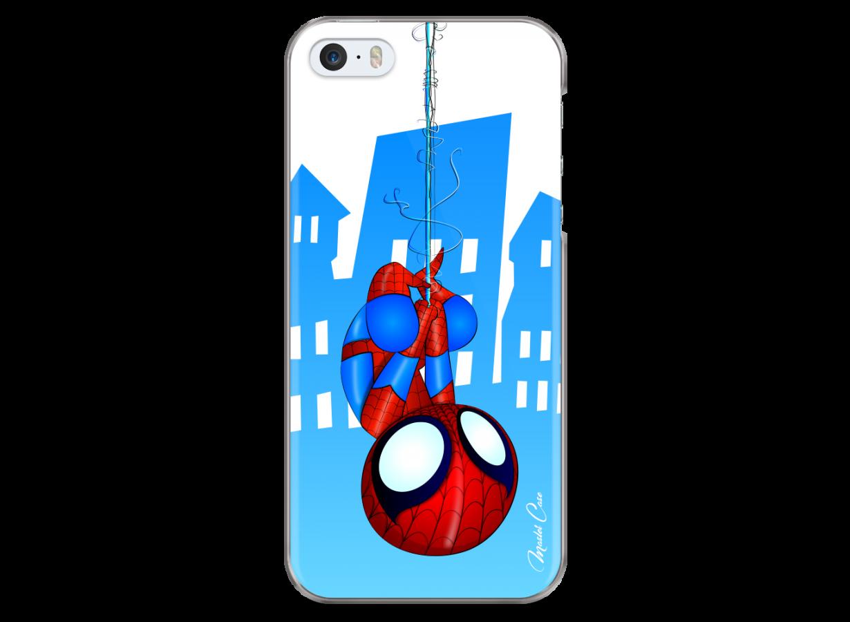 Coque iPhone 5/5s/SE The amazing Spider-Man   Master Case