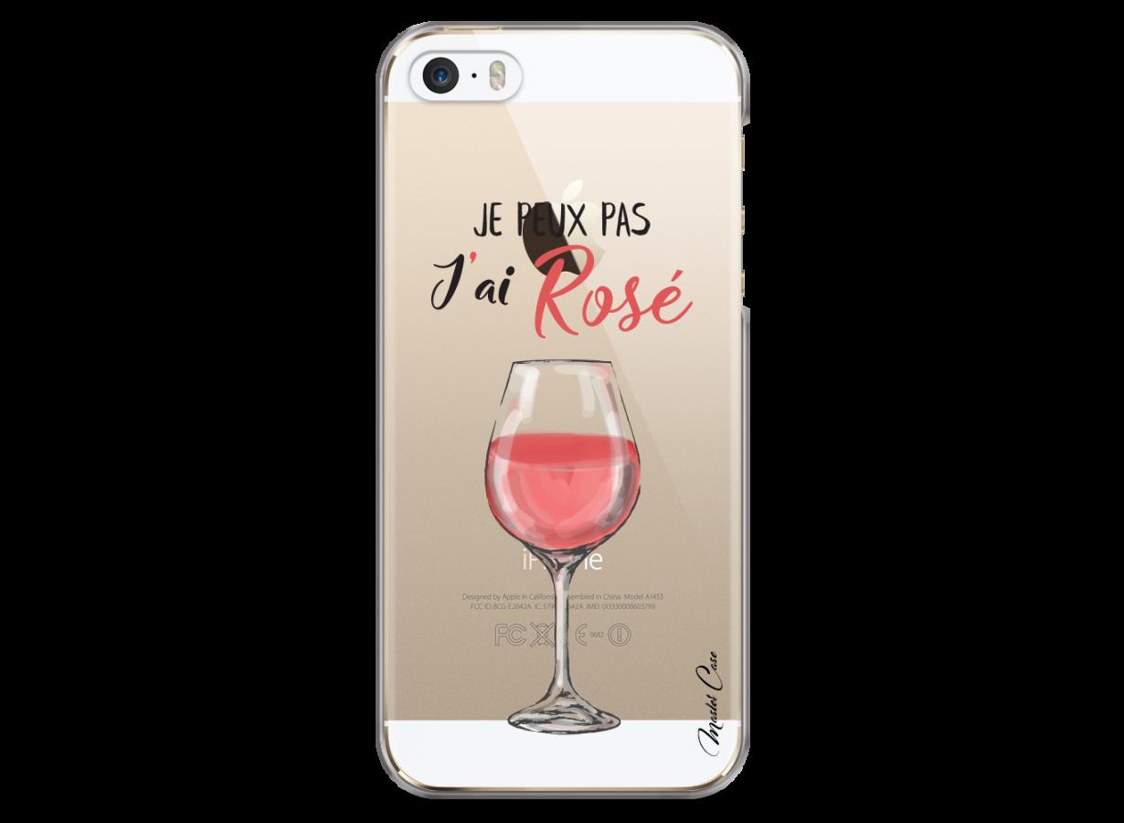 coque iphone 5 wine