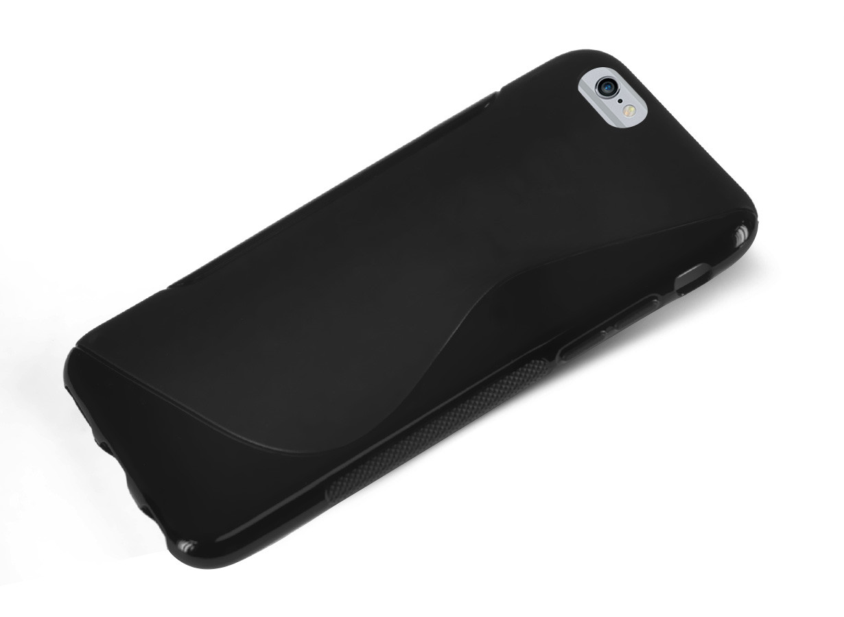 coque silicone noir iphone 7