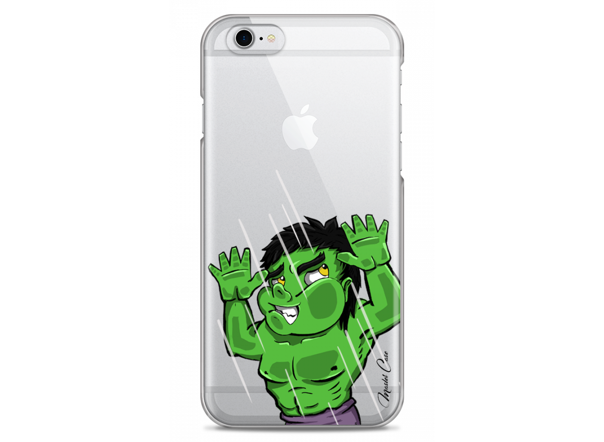 coque iphone 6 hulk