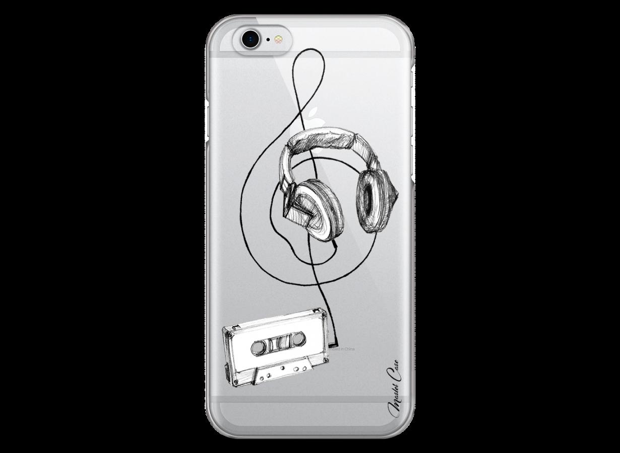 coque iphone 6 plus musique