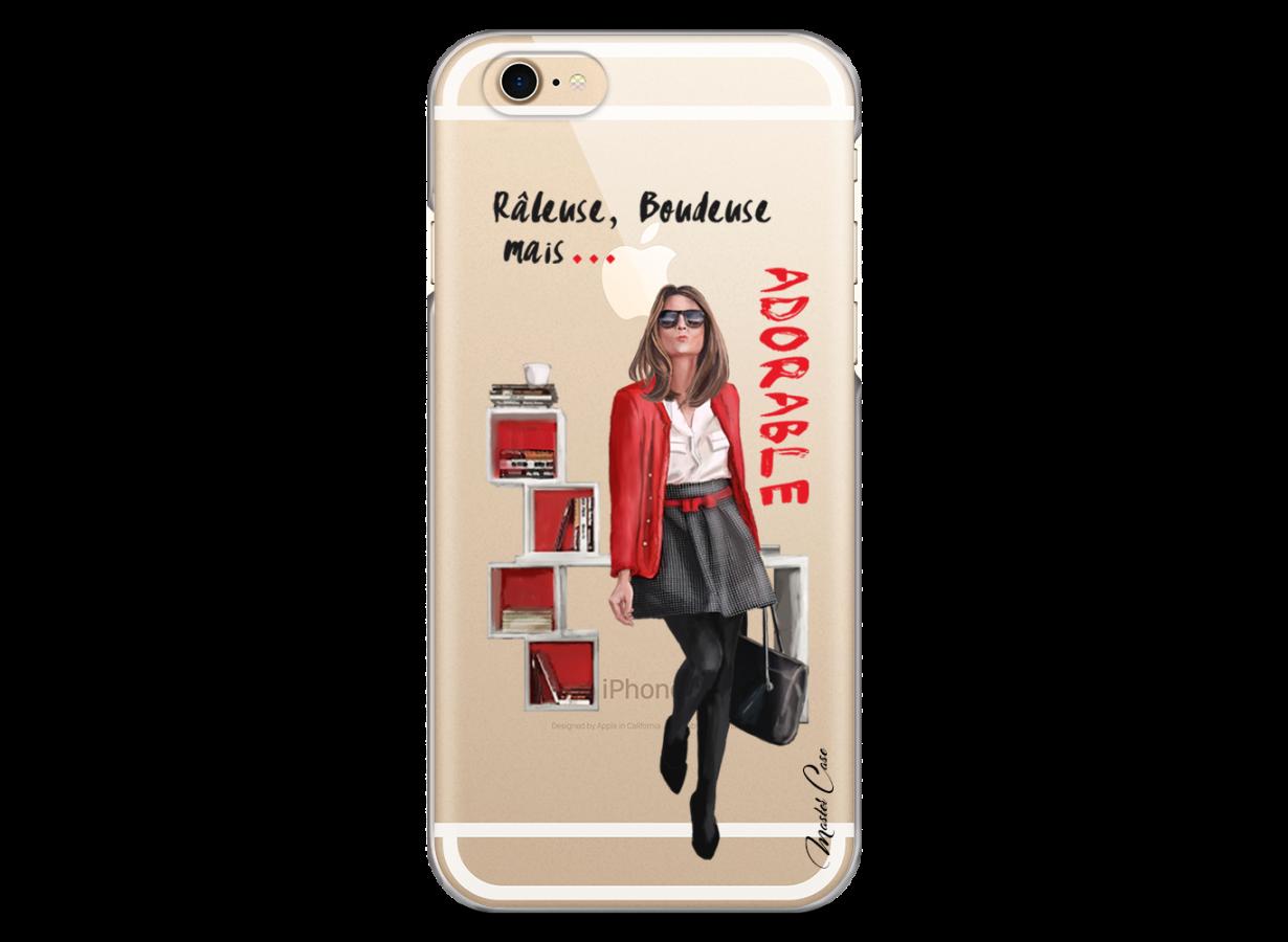 coque raleuse iphone 6