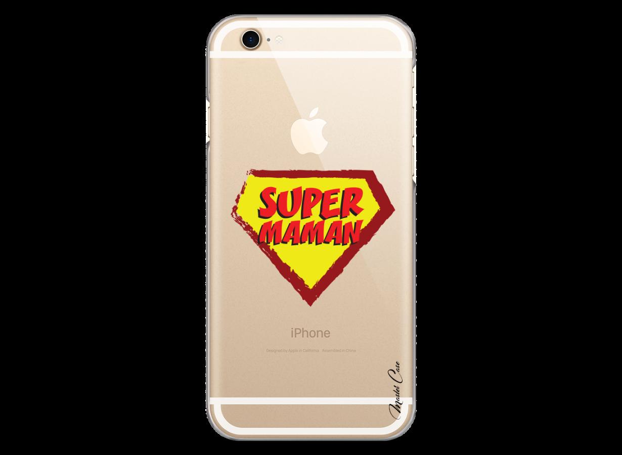 coque iphone 6 super maman