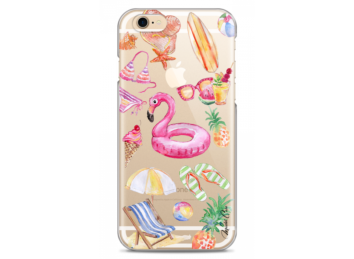 coque iphone xr beach