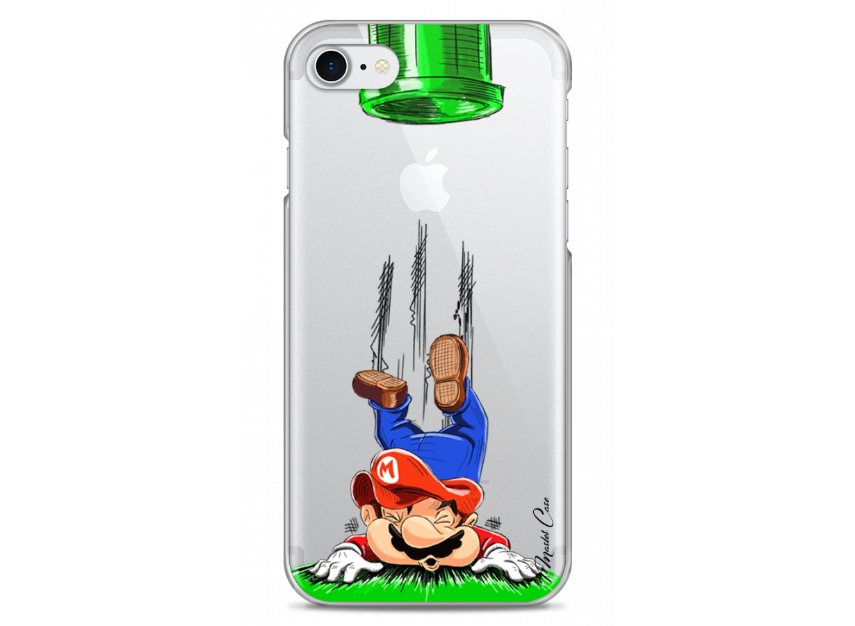 coque iphone 8 plus mario