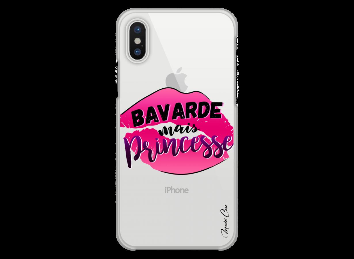 coque princesse iphone xr