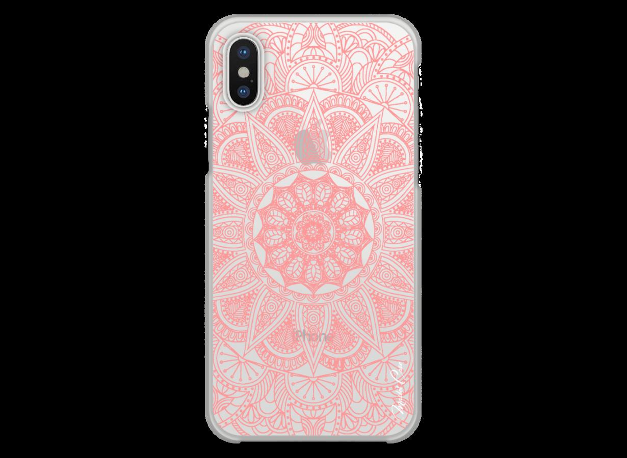 coque transparente motif iphone xs
