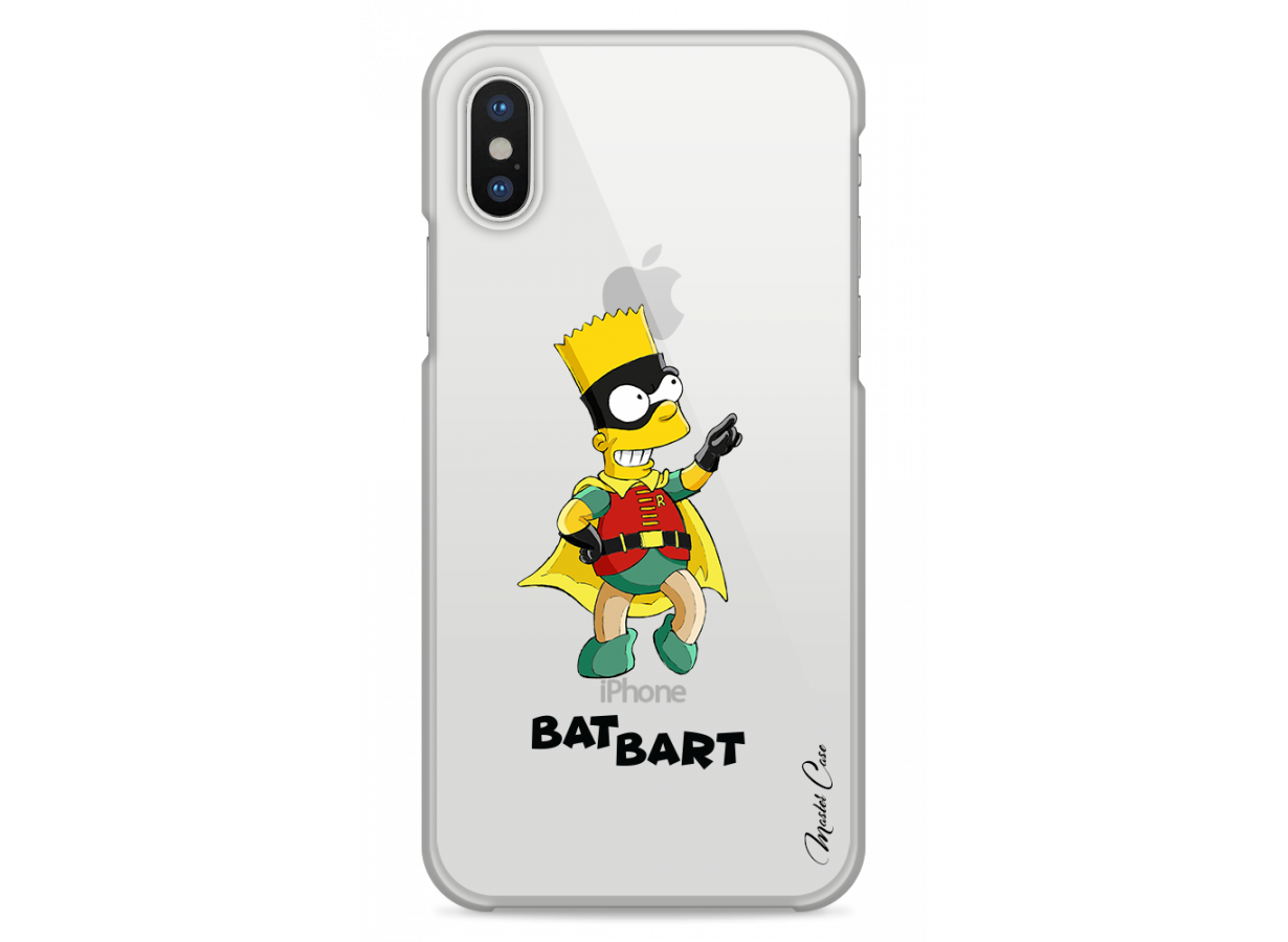 coque iphone x bart