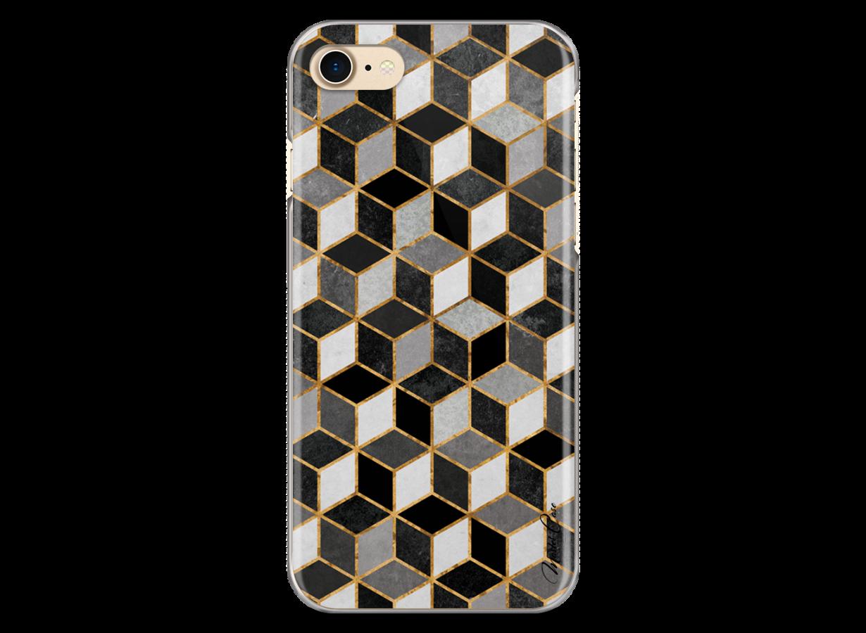 coque iphone 7 gray
