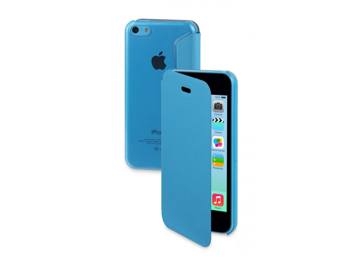 Etui A Clapet Iphone 5c