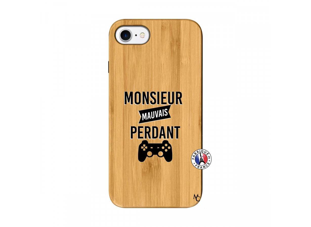 coque iphone 7 monsieur