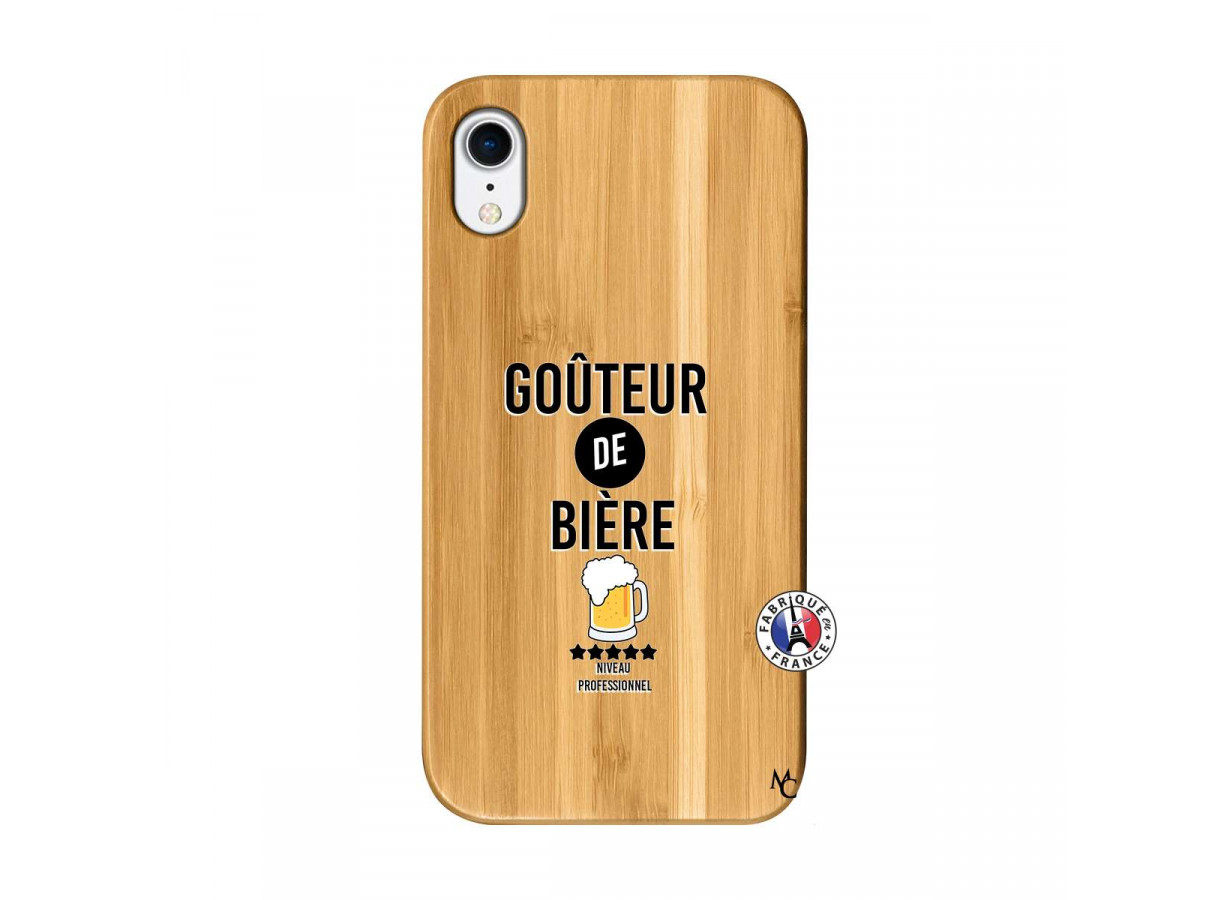 iphone xr coque biere