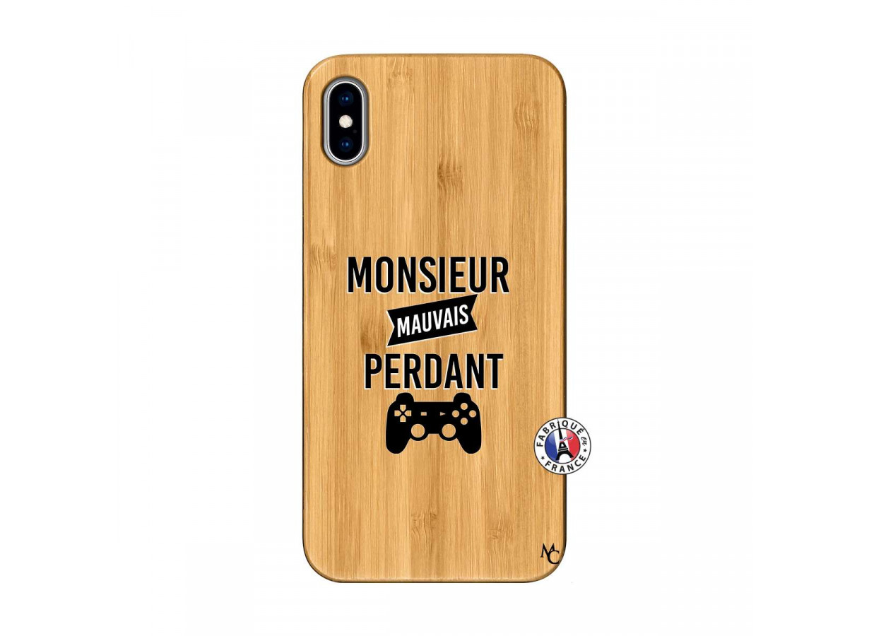 coque iphone xs mauve