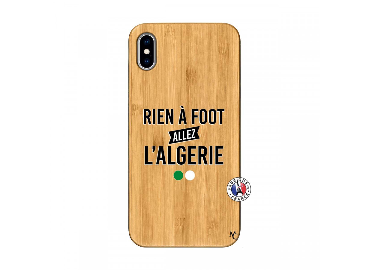 coque iphone xs max football
