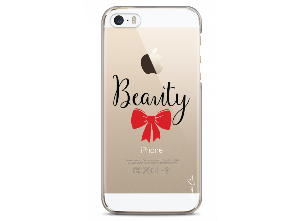 coque iphone 5 peach