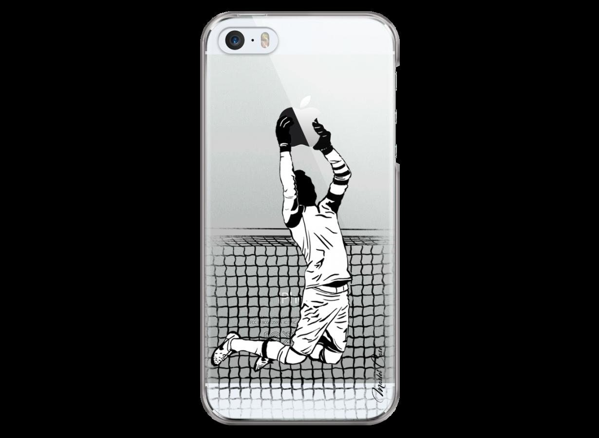coque iphone 5 footballeur