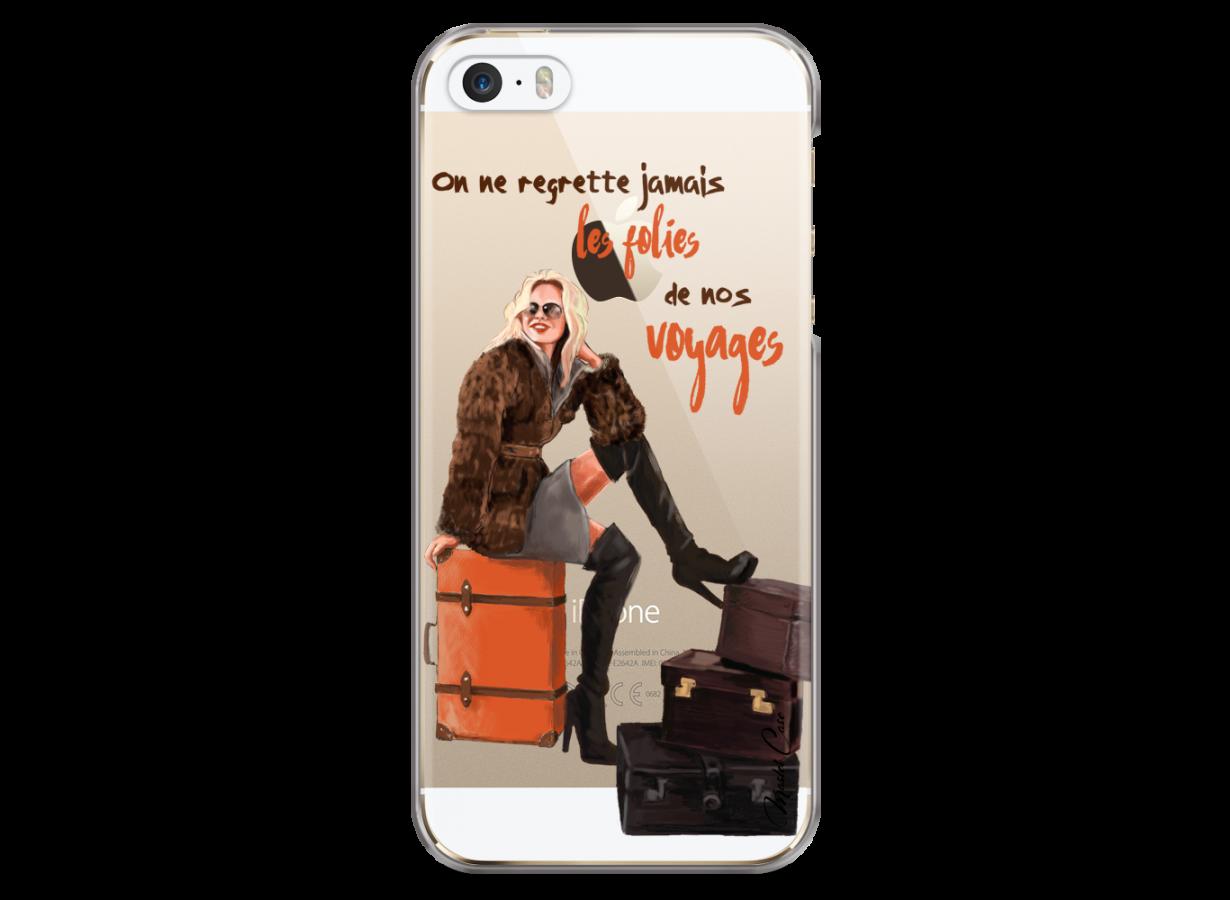 coque iphone 5 voyage