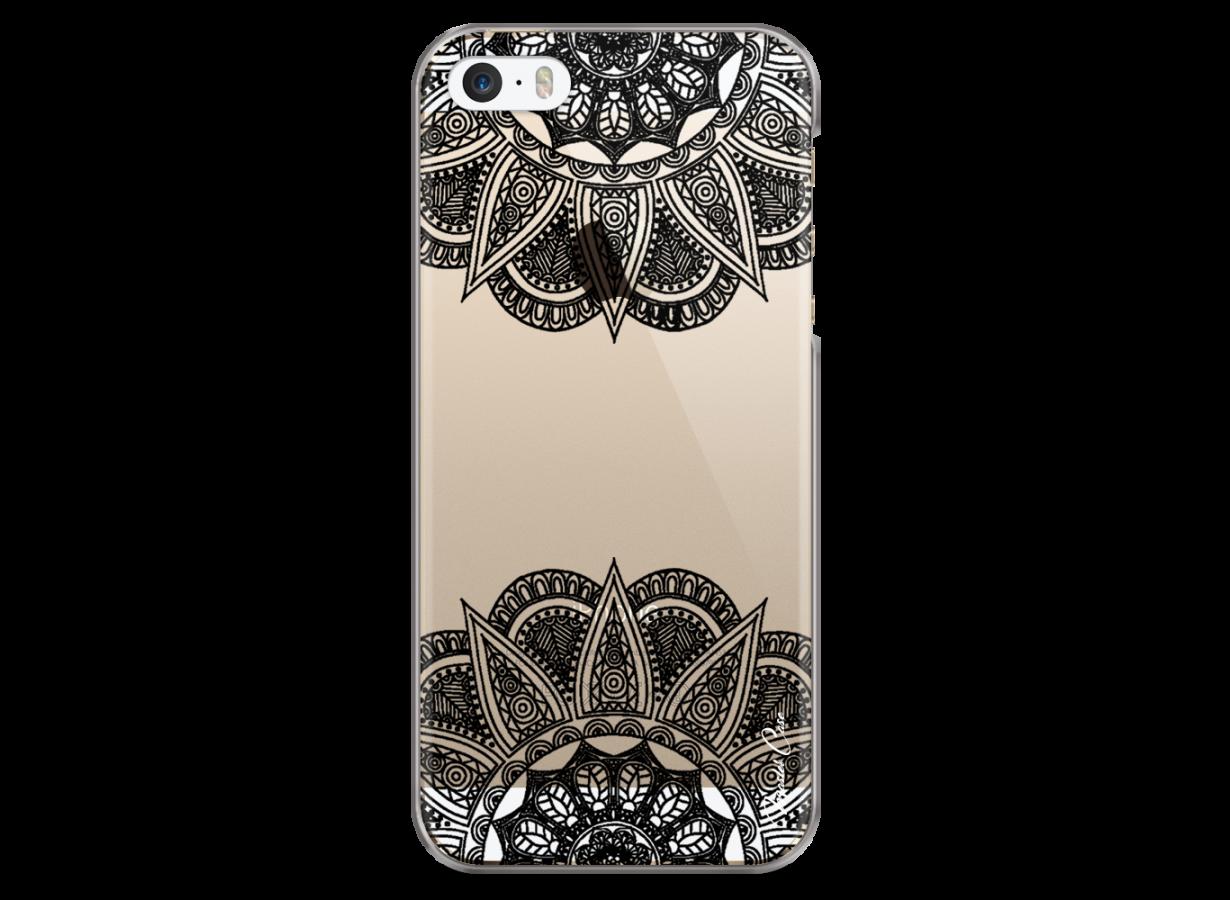 zz coque iphone 5 design master case original mandala