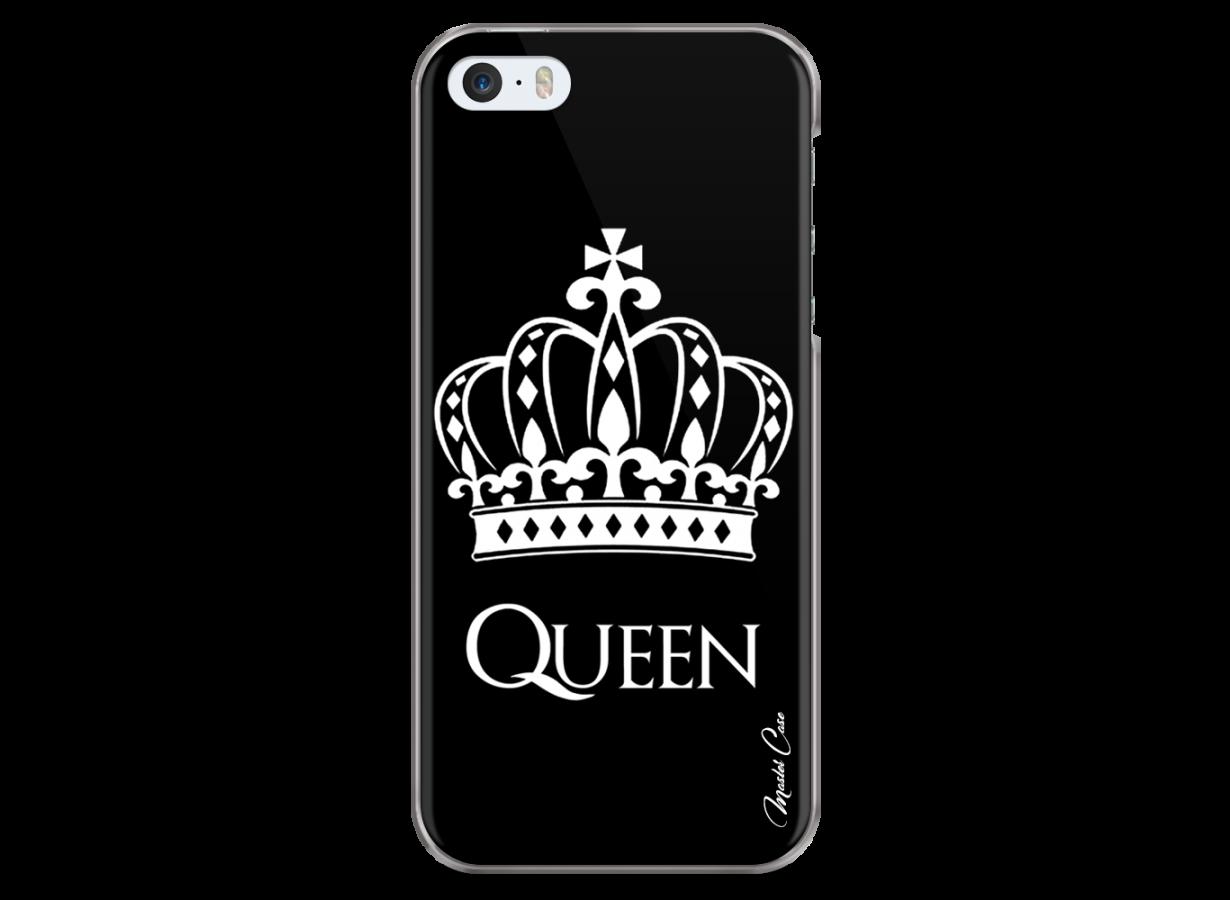 coque queen iphone 5