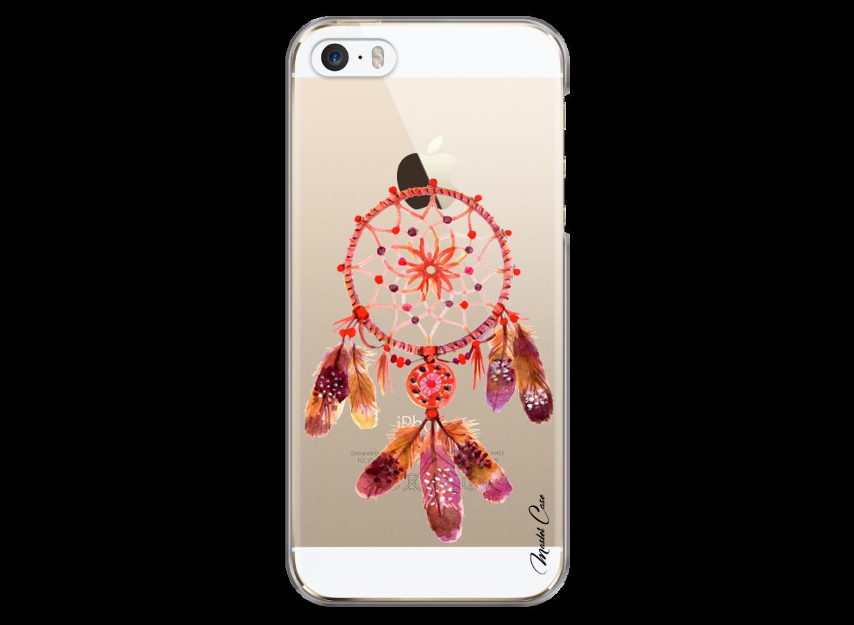 coque iphone 5 multicolore