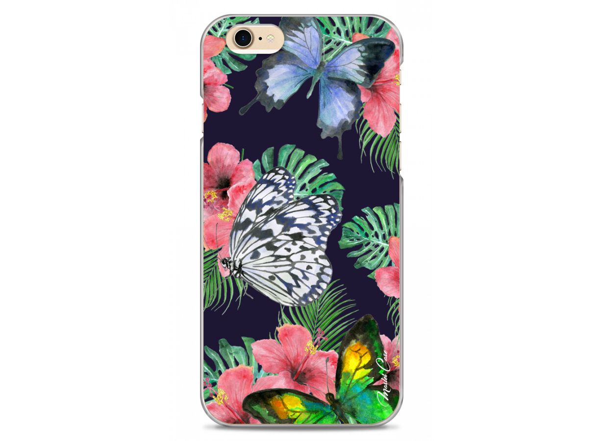 coque iphone 6 beterfly