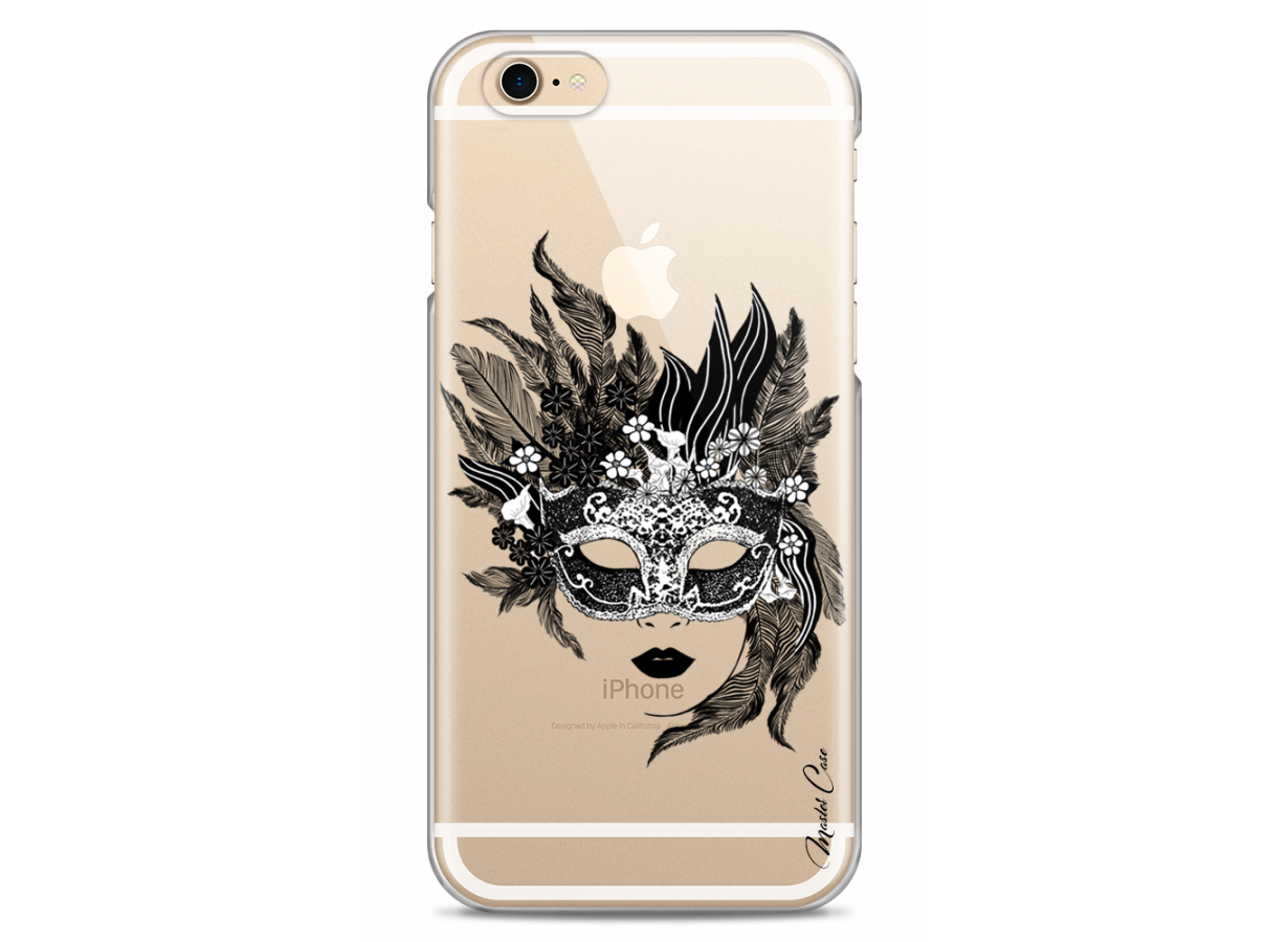 coque iphone 6 masque