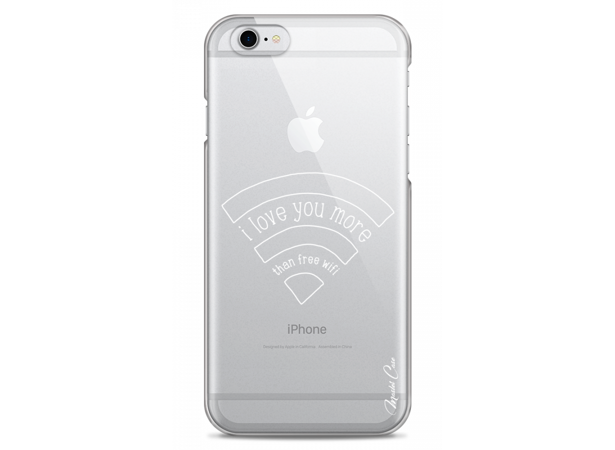 coque iphone 6 love you