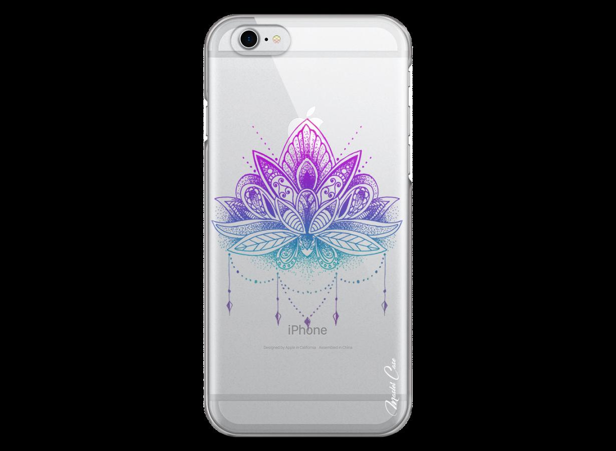 coque iphone 6 wildflower