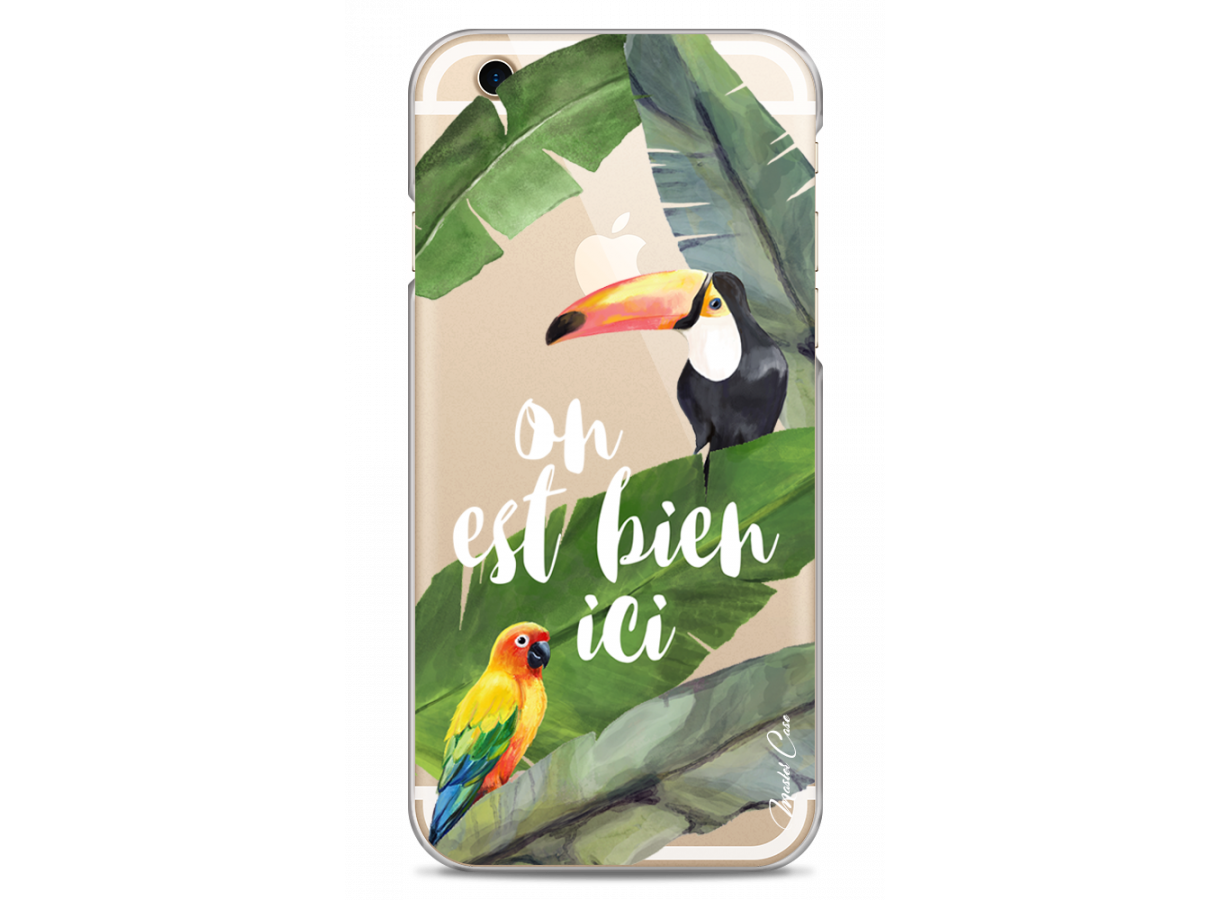 coque iphone 6 toucan