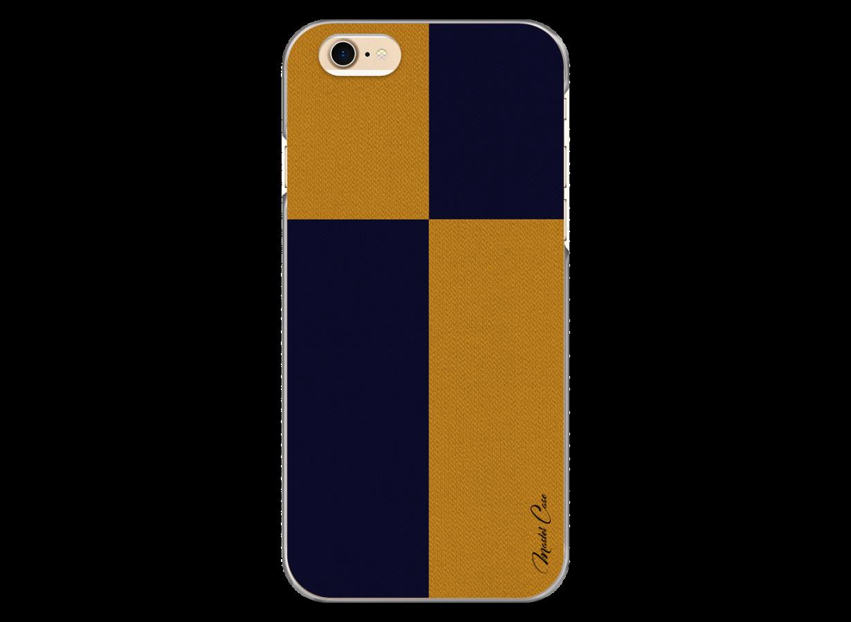 coque iphone 6 yellow