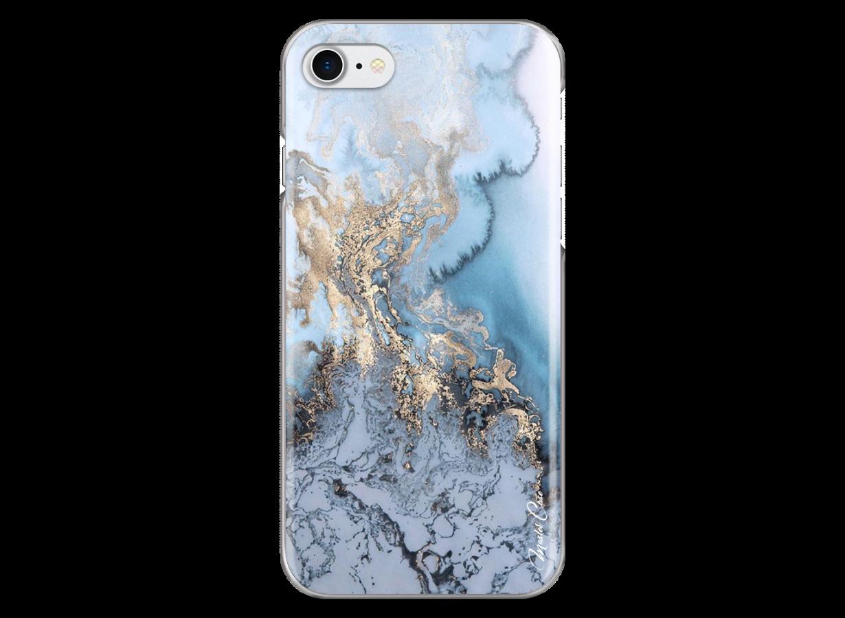 coque iphone 7 marble