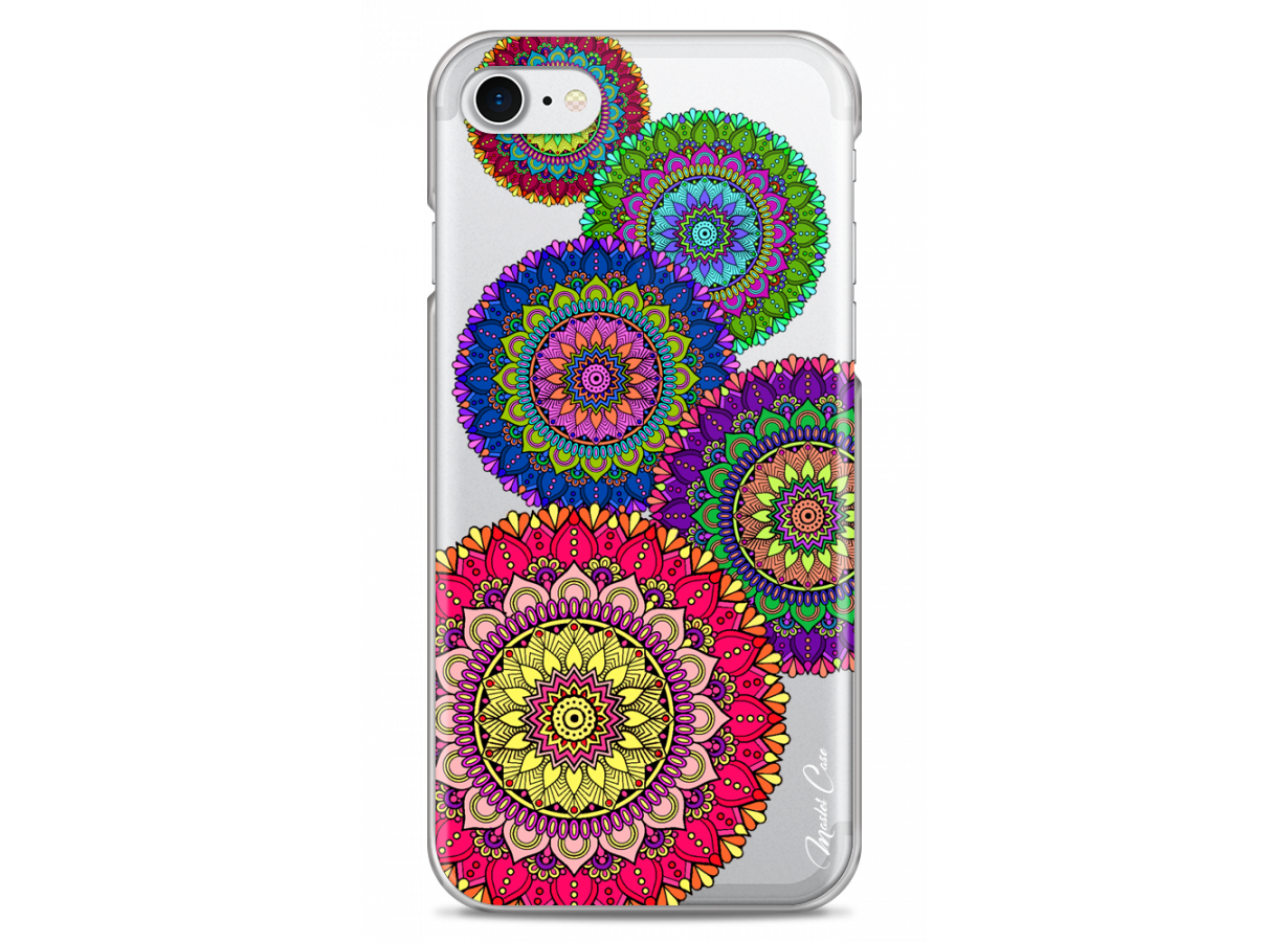 Coque iPhone 7/8 Cercles collection Mandala   Master Case
