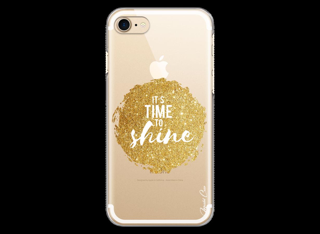 coque iphone 7 shine